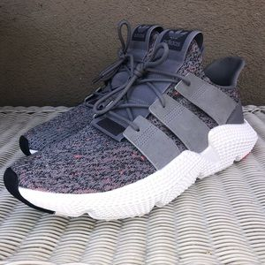 Adidas Prophere 'Grey Solar Red'